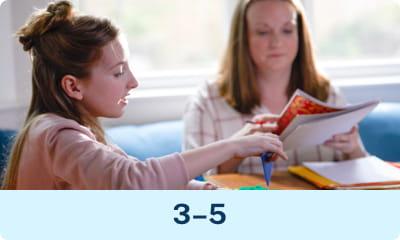 Experiencia con el instructor de aprendizaje: 3-5 video