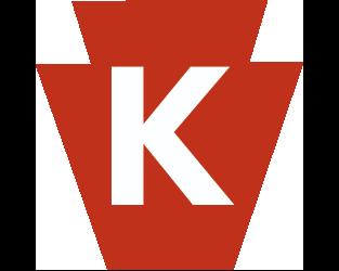logotipo de keystone