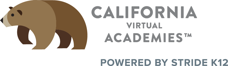 California Virtual Academies Logo