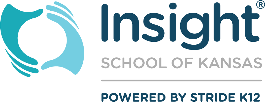 Logo of Insight School of Kansas - Powered by K12