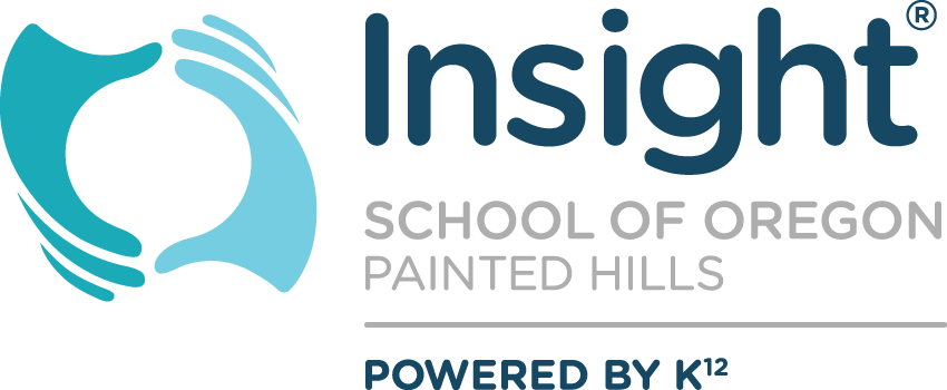 Logo of Insight School of Oregon-Painted Hills - Powered by K12