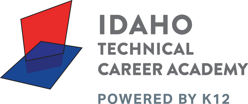 Logo of Idaho Technical Career Academy - Powered by K12