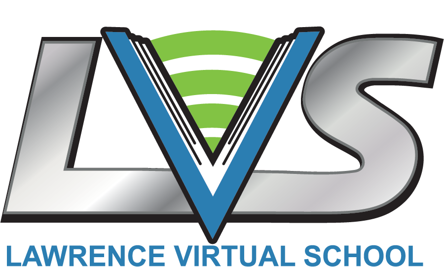 Logo of Lawrence Virtual School/Lawrence Virtual High School