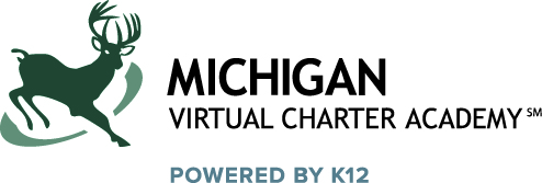 Logo for Michigan Virtual Charter Academy