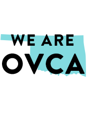 Graphic with text We are OVCA