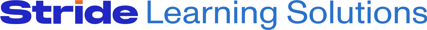 Stride Learning Solutions Logo
